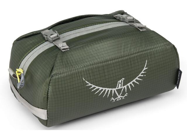 Osprey Ultralight Washbag Acolchado, shadow grey